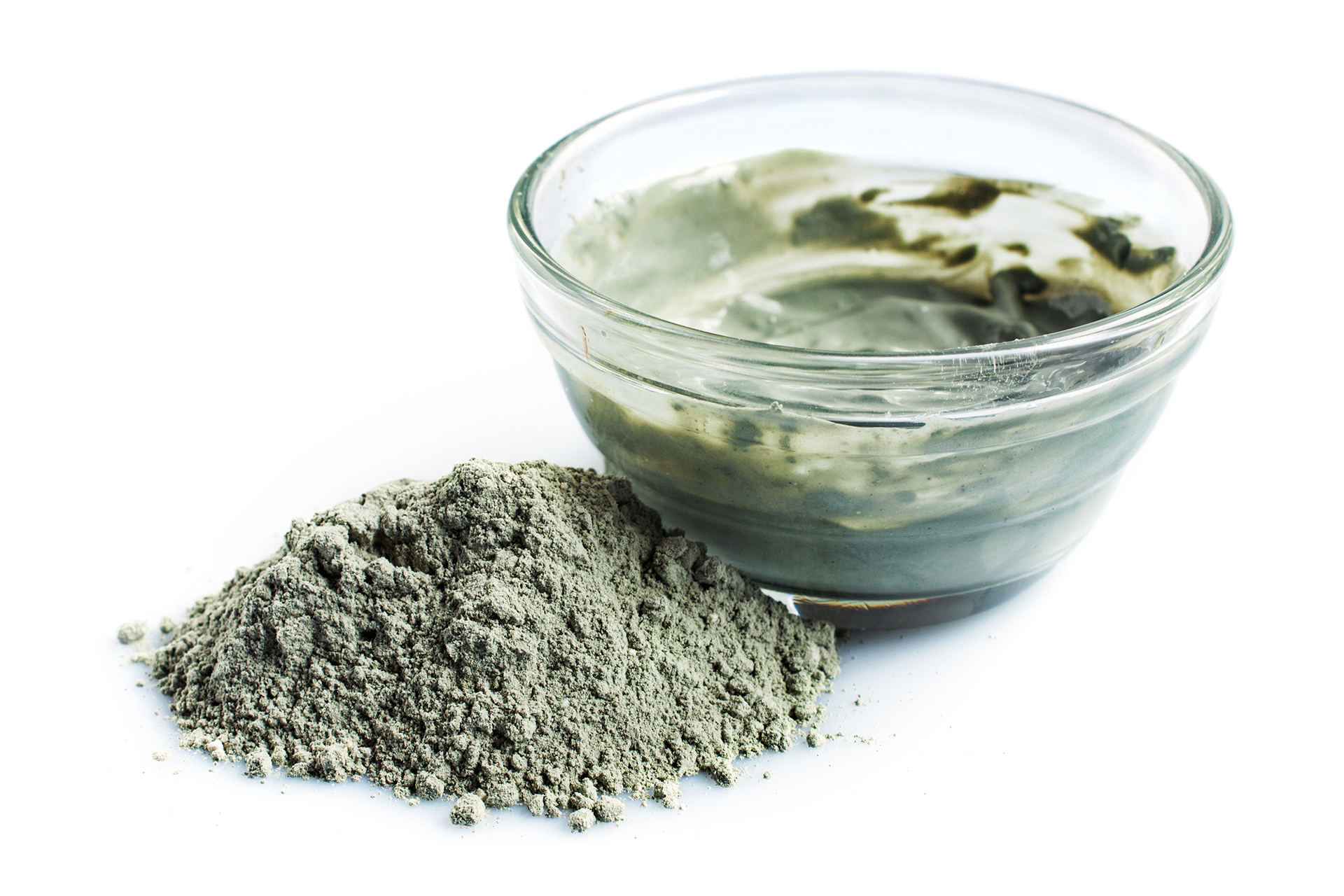 Customized Organic Clay Masks with essential oils